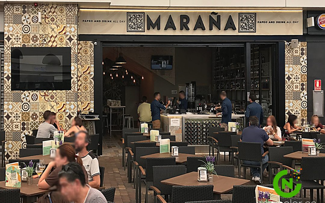 Restaurante Maraña