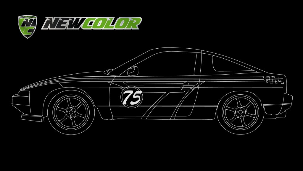Newcolor Nissan Silvia