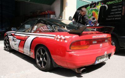 Rotulación Nissan Silvia