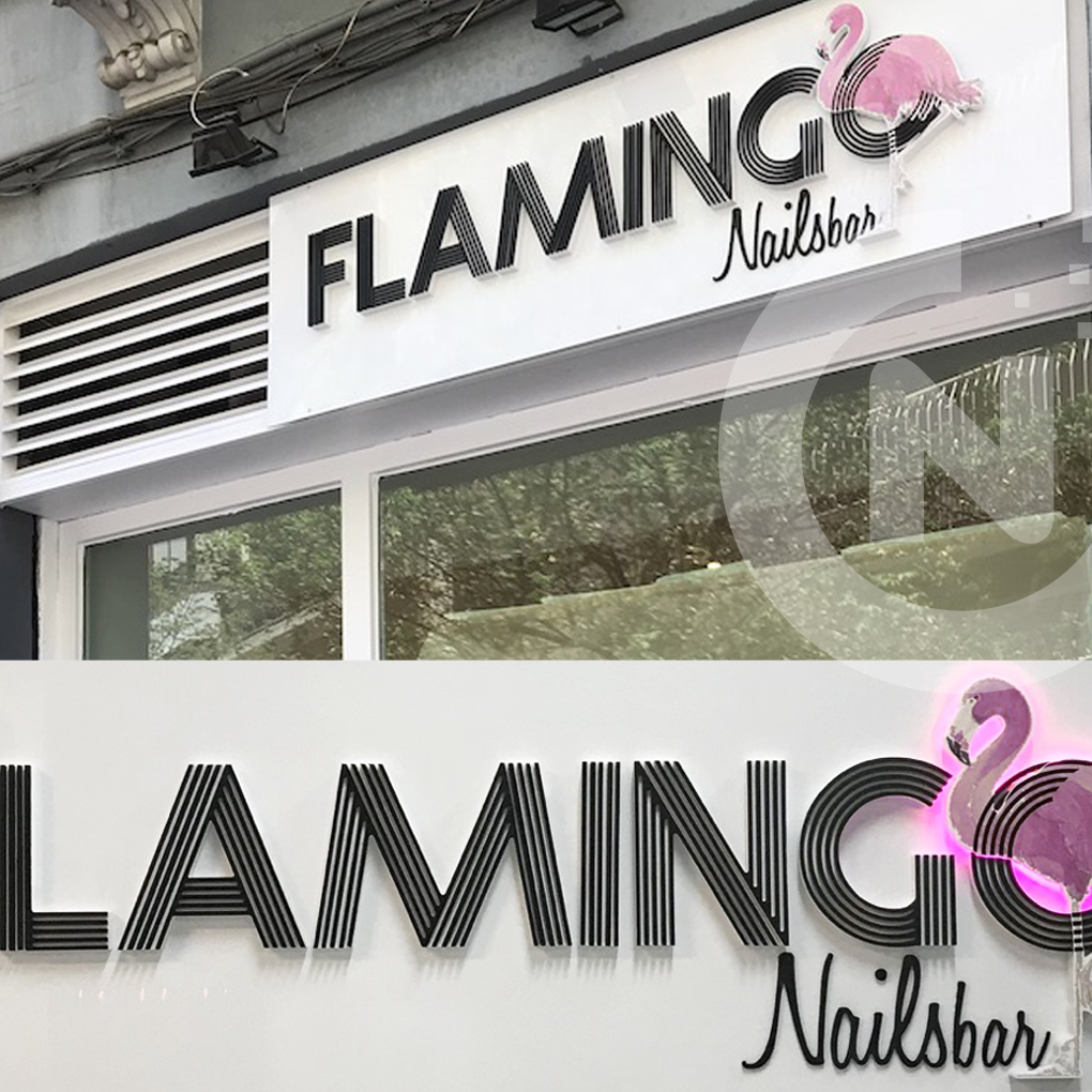 Flamingo Newcolor 4