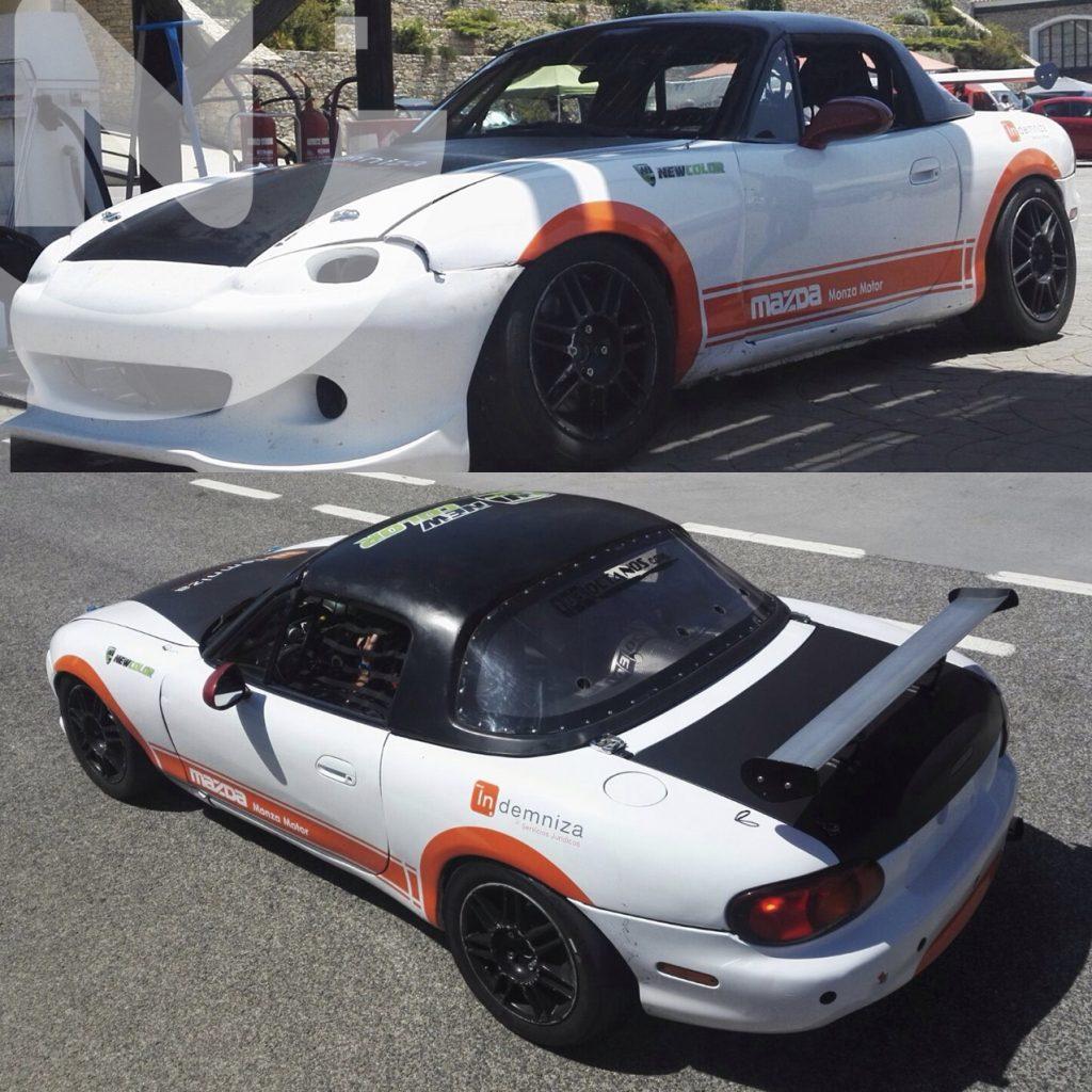 Mazda Newcolor 3