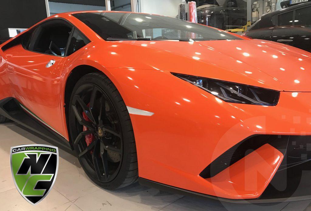 Lamborghini newcolor 1
