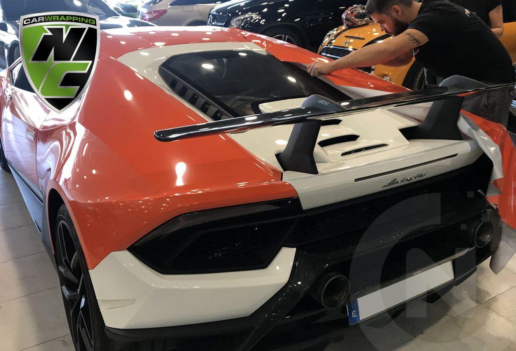 Lamborghini newcolor 3