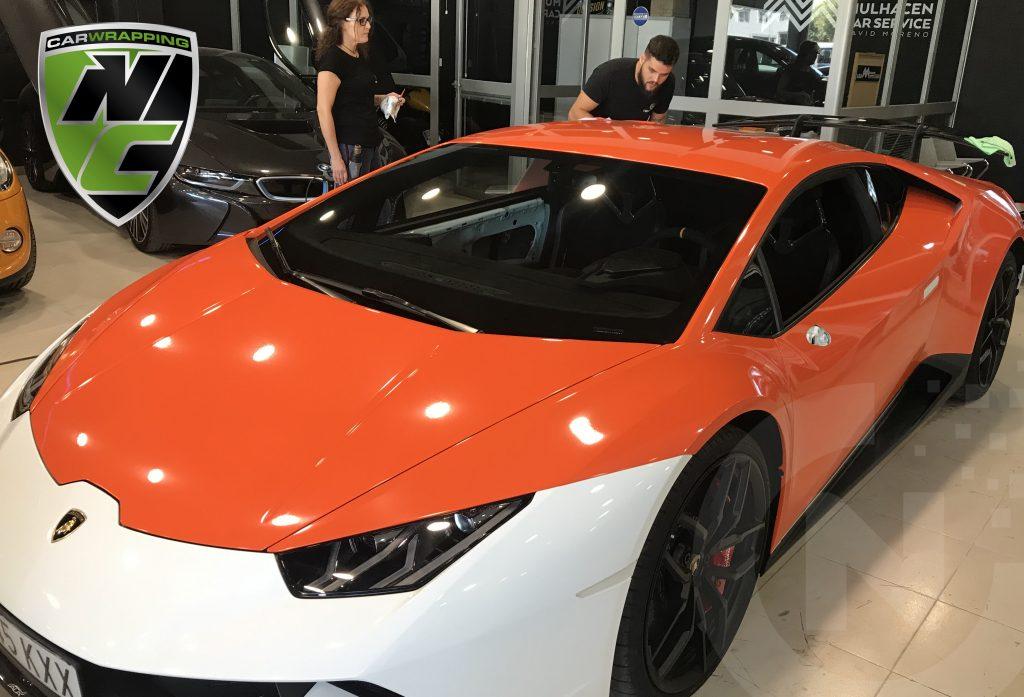 Lamborghini newcolor 4