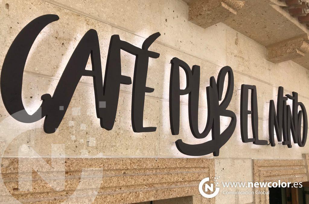 Letras para fachada