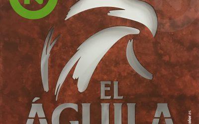 Corpóreo cerveza El Águila